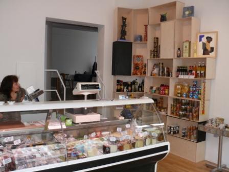 Baskisch mitten in München – Existenzgründerin mit einem Feinkostladen