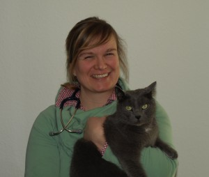 Dr. Melanie Ganser, Fachtierärztin aus Überlingen