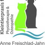 Logo Physiotherapie und Osteopathie bei Kleintieren