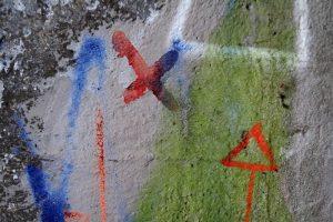 Lucky Mondschein Graffiti 2