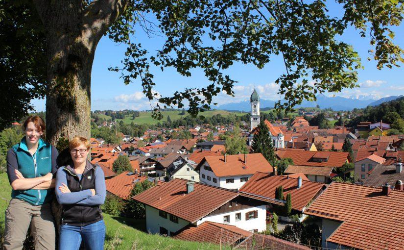 Rinder- und Kleintierpraxis im Allgäu:  Sich in der schönen Heimat niederlassen